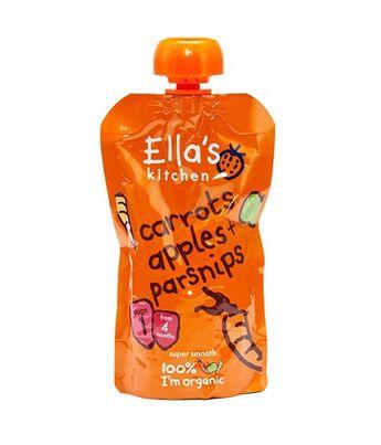 Ellas Carrot Apple & Parsnip Pouch Stg1, , hi-res