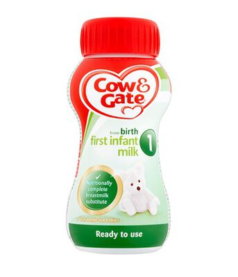 C&G First Infant Milk RTF