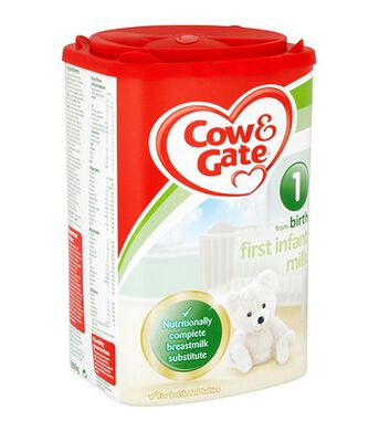 C&G First Infant Milk
