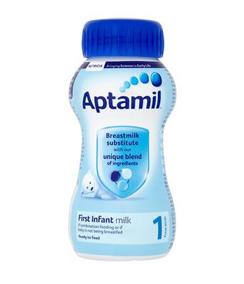 Aptamil First Infant Milk RTF