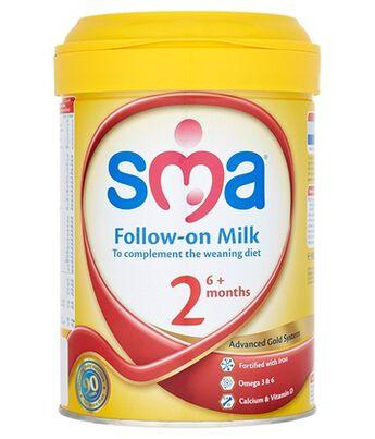 SMA Follow On Milk, , hi-res