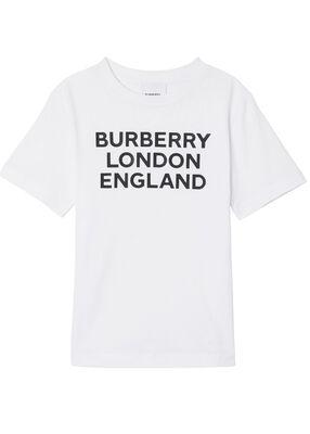 Logo Print Cotton T-shirt