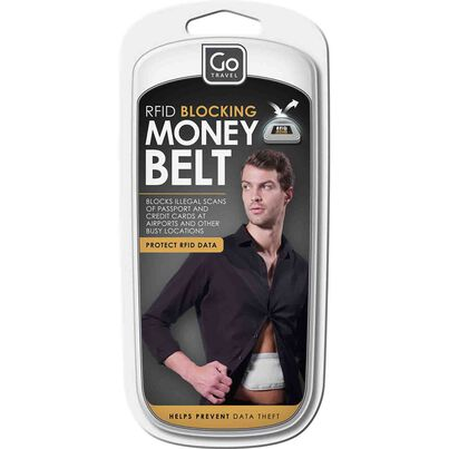 Money Belt Rfid, , hi-res