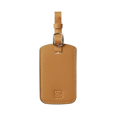 Pu Luggage Tag Twin Pack, , hi-res