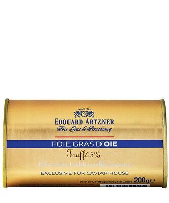 Foie Gras Doie with Truffle 5%