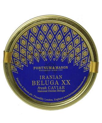 Farmed Iranian Beluga XX Caviar 100g