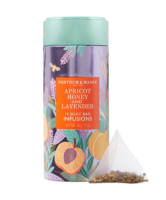 Apricot, Honey & Lavender Infusion Tin