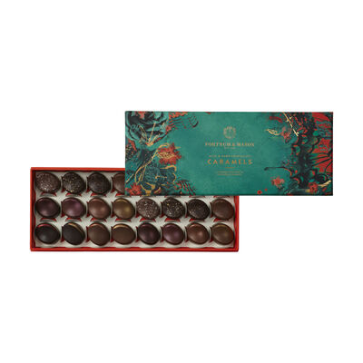 Chocolate Caramels Selection Box