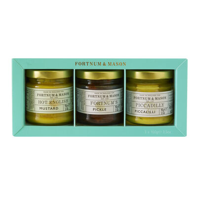 Condiment Trio Taster Gift Pack , , hi-res