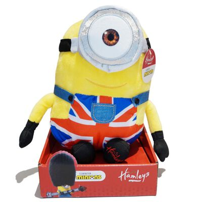 Minions Union Jack Plush