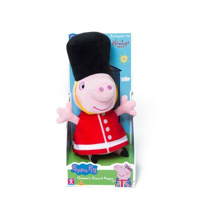 Peppa Pig Queen's Guard Plush