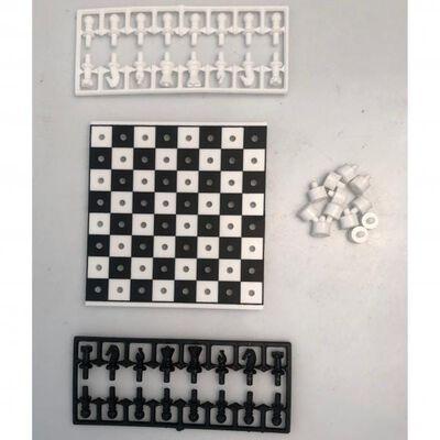 Youreka Travel Chess & Draught