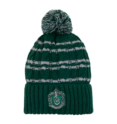 Slytherin Knitted Hat, , hi-res