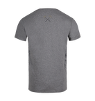 Hogwarts Bold Crest Grey T-Shirt - Extra Small, , hi-res