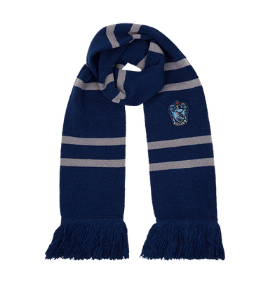 Ravenclaw Knitted Crest Scarf, , hi-res