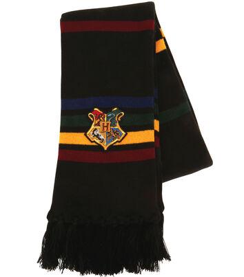 Hogwarts School Crest Knitted Scarf, , hi-res