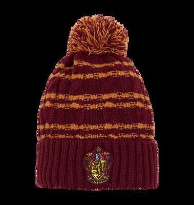Gryffindor Knitted Hat
