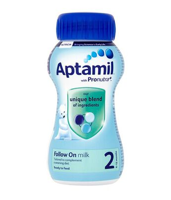 Aptamil Follow on Milk RTF, , hi-res