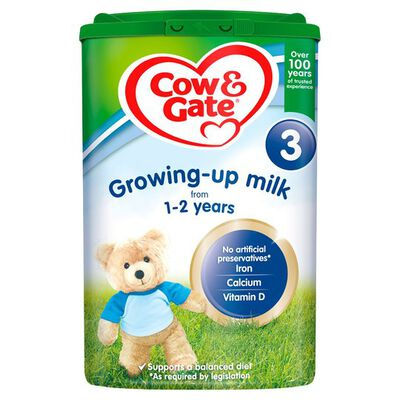 Cow And Gate Growing Up Milk