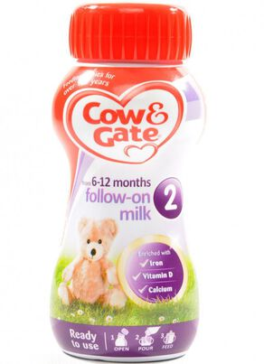 Cow And Gate Follow on Milk RTF, , hi-res